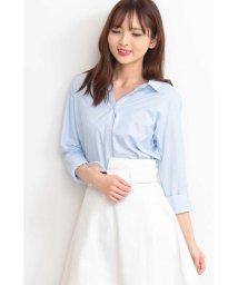 PROPORTION BODY DRESSING/ストライプシャツ/501557985