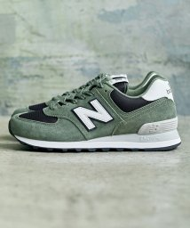 green label relaxing/◆[ニューバランス]new balance SC ML574 スニーカー/501558629