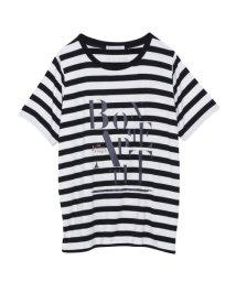 GELATO PIQUE HOMME/【JoelRobuchon&gelatopique】HOMMEシルクロゴTシャツ/501559432