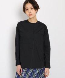 DRESSTERIOR/【洗える】タイプライターWポケットプルオーバーシャツ/501559440