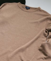 ITEMS URBANRESEARCH/ワッフル長袖Tシャツ/501559510