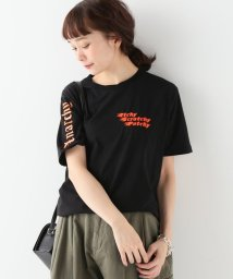 JOURNAL STANDARD/【ITCHY SCRATCHY PATCHY/イッチースクラッチーパッチー】プリントTシャツ:ブラック/501559570