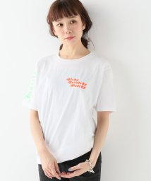 JOURNAL STANDARD/【ITCHY SCRATCHY PATCHY/イッチースクラッチーパッチー】プリントTシャツ:ホワイト/501559571
