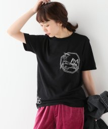 JOURNAL STANDARD/【ITCHY SCRATCHY PATCHY/イッチースクラッチーパッチー】刺繍Tシャツ/501559574