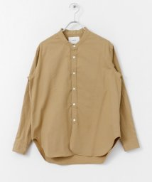 URBAN RESEARCH DOORS/UNIFY Band Collar Shirts/501559666