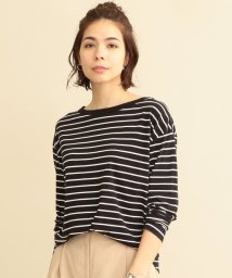BEAUTY&YOUTH UNITED ARROWS/【新色予約】【WEB限定】by ※∴ボートネックロングスリーブTシャツ/500856943
