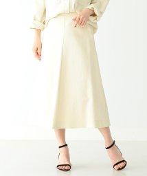 BEAMS OUTLET/Demi-Luxe BEAMS / ダブルコットン マーメイドスカート/501519701
