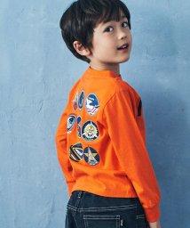 green label relaxing (Kids)/【キッズ】NASAロングスリーブTシャツ2/501530669