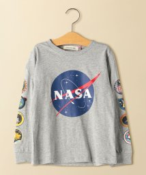 green label relaxing (Kids)/【キッズ】NASAロングスリーブTシャツ1/501530936