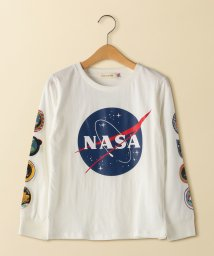 green label relaxing (Kids)/【ジュニア】NASAロングスリーブTシャツ1/501530940