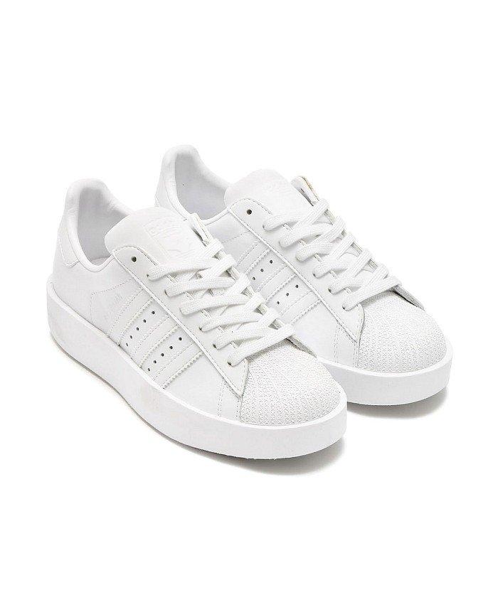adidas Originals SUPERSTAR BD W  RUNNING WHITE/RUNNING WHITE/CORE BLACK