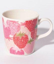 Afternoon Tea LIVING/イチゴマグカップ/501543273