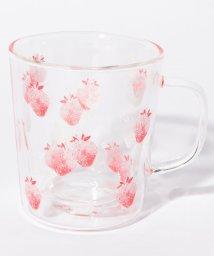 Afternoon Tea LIVING/イチゴ耐熱ダブルウォールマグカップ/501543284