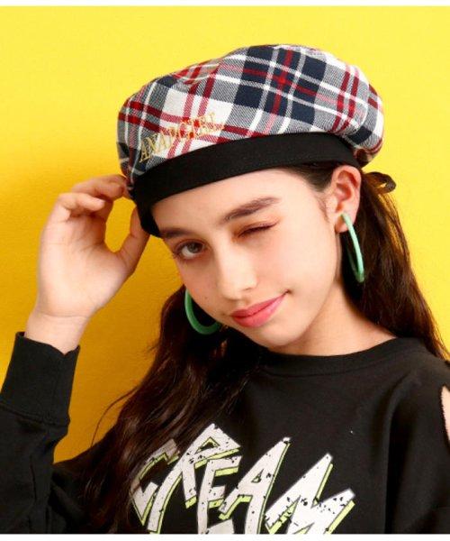 ANAP GiRL(アナップガール)/後ろリボンベレー帽/2009300004