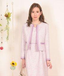 Dear Princess/【セットアップ対応商品】小花ジャガードジャケット/501553713