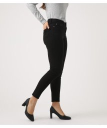 AZUL by moussy/Color peach skinny/501560203