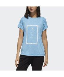 adidas/アディダス/レディス/W M4T メッセージプリントTシャツ/501560490