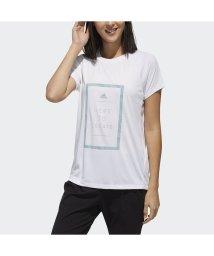adidas/アディダス/レディス/W M4T メッセージプリントTシャツ/501560491