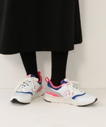 THE STATION STORE UNITED ARROWS LTD./【予約】<New Balance>CM997H  CL スニーカー/501560537