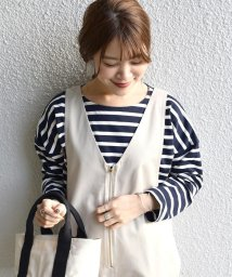 SHIPS Days/SHIPS Days STANDARD:バスクボーダー カットソー 19SS/501560744