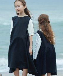 Coucou Manon/サイドタック ジャンパースカート/501561742