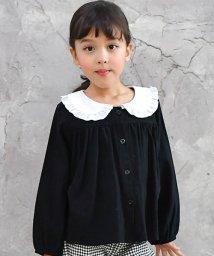 子供服Bee/衿フリル長袖ブラウス/501561902
