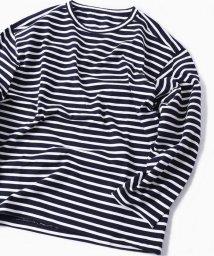 SHIPS MEN/SC: スヴィンコットン ジャージー リラックス ロングTシャツ/501562118