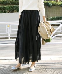 SLOBE IENA/《予約》スパンローンプリーツスカート◆/501562132
