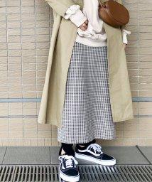 JOURNAL STANDARD/パペットチェックタイトスカート/501562546