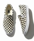 JOINT WORKS/VANS CLASSIC SLIP ON BLUR CHECK/501562558