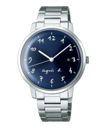 agnes b. HOMME/LM01 WATCH FCRK990 時計/501549092