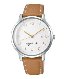 agnes b. HOMME/LM02 WATCH FCRK989 時計/501549093