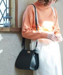 ROPE PICNIC PASSAGE/ひねり金具スクエアショルダーバッグ/501555725