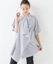 JOURNAL STANDARD/【HARIKAE/ハリカエ】ストライプ2wayシャツ/501563197