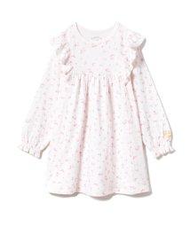 gelato pique Kids&Baby/フラワースワンkidsドレス/501563210