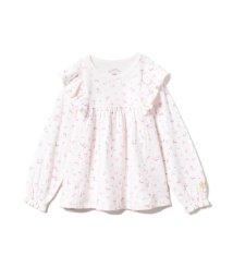 gelato pique Kids&Baby/【KIDS】フラワースワンkidsプルオーバー/501563212