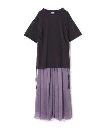 ROSE BUD/Tシャツ&スカートセットアップ/501562955