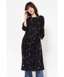 ROSE BUD/MINI FLOWER TUCK DRESS/501562961