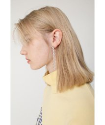 moussy/CLEAR BEADS ピアス/501563060