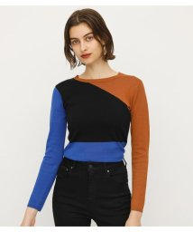 SLY/COLOR BLOCK HG TOPS/501563070