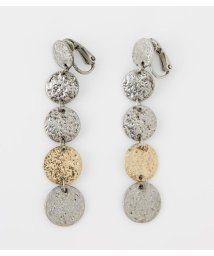 SLY/CIRCLE PLATE EARRING/501563075