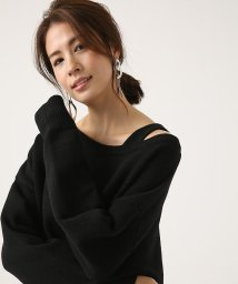 AZUL by moussy/2WAY KNIT SET TOPS/501563103