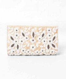 GRACE CONTINENTAL/フラワービーズ刺繍クラッチ/501563312