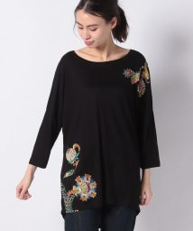 Desigual/Tシャツ3/4袖/501509156