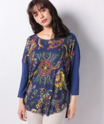 Desigual/Tシャツ3/4袖/501509588