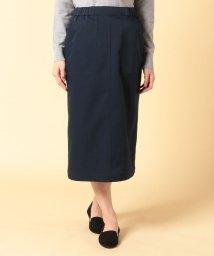 CARA O CRUZ/カジュアルタイトスカート/501543956