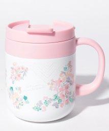 Afternoon Tea LIVING/フラワー柄ステンレスマグカップ/501549727