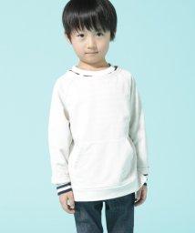coen/【2セットアイテム・coen キッズ / ジュニア】スウェット×ボーダーカットソー(100~150cm)/501553251