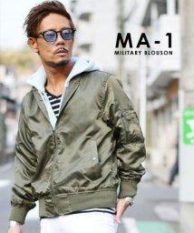 MARUKAWA/MA-1 ミリタリー フライトジャケット ブルゾン/501553363