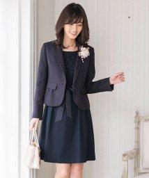 form forma/【卒業式・入学式・セレモニー・結婚式】2ジャケット+フレアワンピース セットアップスーツ(3点セット)/501554796